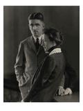 Vanity Fair - October 1924 Regular Photographic Print by Edward Steichen