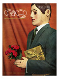 GQ Cover - September 1960 Premium Giclee Print by Manuel Denner