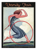 Vanity Fair Cover - September 1926 Regular Giclee Print by Pierre L. Rigal