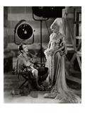 Vanity Fair - December 1929 Regular Photographic Print by Nickolas Muray