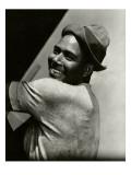 Vanity Fair - September 1934 Regular Photographic Print by Lusha Nelson