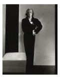 Vogue - October 1932 Regular Photographic Print by Edward Steichen
