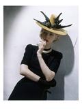Vogue - November 1939 Regular Photographic Print by Toni Frissell
