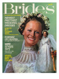 Brides Cover - May 1972 Premium Giclee Print by Richard Ballarian
