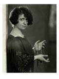 Vanity Fair - January 1923 Regular Photographic Print by Nickolas Muray