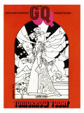 GQ Cover - February 1970 Premium Giclee Print by Peter Max