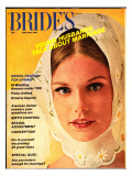 Brides Cover - April 1966 Regular Giclee Print by George Barkentin