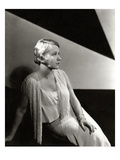 Vanity Fair - March 1931 Premium Photographic Print by Tony Von Horn
