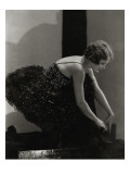 Vanity Fair - March 1927 Premium Photographic Print by Edward Steichen
