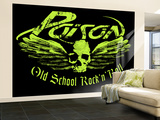 Poison - Old School Rock 'n' Roll Wall Mural – Large