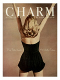 Charm Cover - July 1946 Regular Giclee Print by Jon Abbot