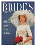 Brides Cover - August 1963 Regular Giclee Print by Robert Randall