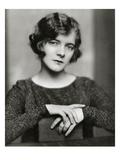 Vanity Fair - May 1927 Regular Photographic Print by Nickolas Muray
