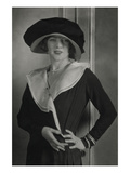 Vanity Fair - May 1923 Premium Photographic Print by Edward Steichen