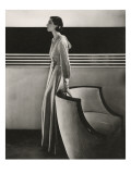 Vogue - November 1933 Regular Photographic Print by Edward Steichen