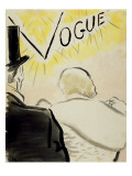 "Vogue - November 1931 Premium Giclee Print by Carl ""Eric"" Erickson"