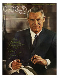 GQ Cover - September 1962 Premium Giclee Print by Chadwick Hall