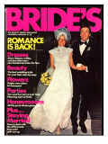 Brides Cover - December 1976 Regular Giclee Print by Alberto Rizzo