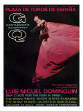 GQ Cover - April 1965 Regular Giclee Print by Carl Fischer