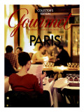 Gourmet Cover - March 2001 Regular Giclee Print by John Kernick
