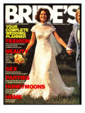 Brides Cover - February 1976 Regular Giclee Print by Alberto Rizzo