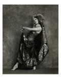 Vanity Fair Premium Photographic Print by Nickolas Muray