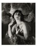 Vanity Fair - March 1924 Regular Photographic Print by Edward Steichen