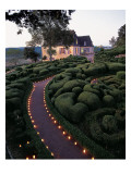 House & Garden - December 2002 Premium Photographic Print by Alexandre Bailhache