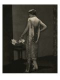 Vogue - February 1925 Premium Photographic Print by Edward Steichen