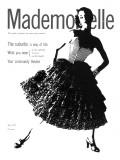 Mademoiselle Cover - June 1952 Regular Giclee Print by  Somoroff