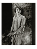 Vanity Fair - February 1928 Premium Photographic Print by Edward Steichen