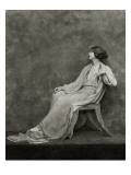 Vanity Fair Premium Photographic Print by Nickolas Muray