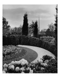 House & Garden - August 1939 Regular Photographic Print by Ben Schnall