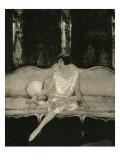 Vogue - October 1926 Premium Photographic Print by Edward Steichen
