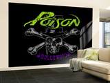 Poison - Hollywood Wall Mural – Large