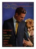 GQ Cover - September 1961 Regular Giclee Print by Richard Waite