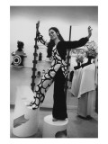 Vogue - April 1969 Regular Photographic Print by Arnaud de Rosnay