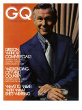 GQ Cover - November 1971 Premium Giclee Print by Bruce Bacon