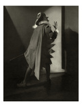 Vanity Fair - January 1924 Regular Photographic Print by Edward Steichen