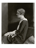 Vanity Fair - May 1927 Premium Photographic Print by Edward Steichen
