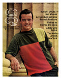 GQ Cover - February 1966 Regular Giclee Print by Leonard Nones