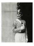 Vanity Fair - December 1927 Regular Photographic Print by Edward Steichen