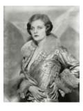 Vanity Fair - January 1927 Regular Photographic Print by Nickolas Muray