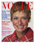 Vogue Cover - April 1970 Regular Giclee Print by Arnaud de Rosnay