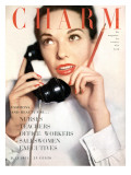 Charm Cover - July 1951 Premium Giclee Print by Ernst Beadle
