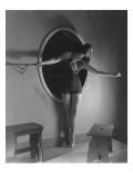 Vogue - December 1938 Regular Photographic Print by Horst P. Horst