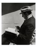 Vanity Fair - December 1932 Regular Photographic Print by Imogen Cunningham