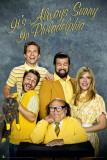 It's Always Sunny In Philidelphia - Family Portrait Affiche