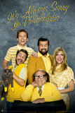 It's Always Sunny In Philidelphia - Family Portrait Print