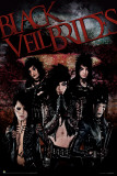 Black Veil Brides - Explosion Group Shot Prints